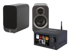 Cocktail Audio X14 + Q acoustics 3010i