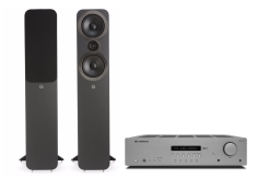Cambridge Audio AXR 100 + Q Acoustics 3050i